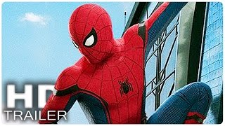 Download SPIDER MAN HOMECOMING Trailer (2017) Video