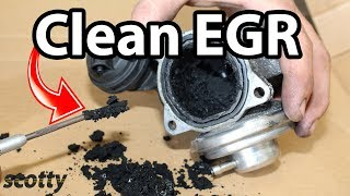 Download How to Clean EGR System in Your Car (Low Flow Code P0401) Video
