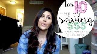 Download Top Ten Tips on Saving Money and Living on One Income | Large Homeschooling Family of 10 Video