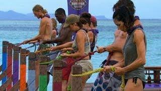 Download Survivor: Blood vs. Water - Immunity/Reward Challenge: Back Splash Video