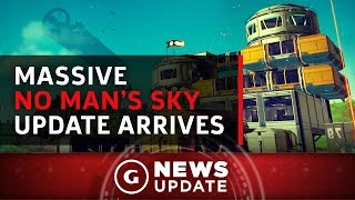 Download Massive No Man's Sky Update Arrives And Adds Base-Building - GS News Update Video