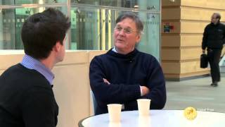 Download Part of graduate school is finding out who you are, Nobel Laureate Tim Hunt Video