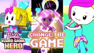 Download ″Change the Game″ Lyric Music Video | Barbie Video Game Hero | Barbie Video