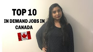 Download TOP 10 In Demand Jobs In Canada| Canada vlogs Video