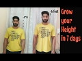 Download How to grow height naturally Video