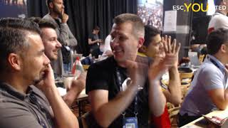 Download Eurovision 2019 Semi Final 2 Results Reaction (Team ESC United) Video
