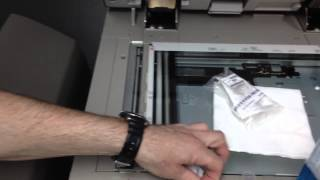 Download Canon cleaning ADF Video