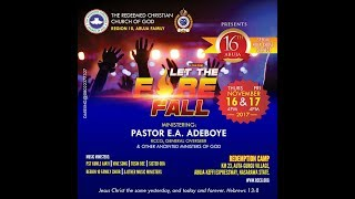 Download ABUJA SPECIAL HOLY GHOST SERVICE 2017 Video