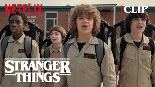 Download Ghostbuster Scene | Stranger Things 2 | Netflix Video