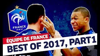 Download Équipe de France: Best of 2017 (partie 1) I FFF 2017 Video