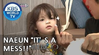 Download Naeun will make a birthday cake for Gunhoo!! [The Return of Superman/2018.09.30] Video