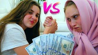 Download НЕ ПОДЕЛИЛИ 1000 Долларов на ШОППИНГ!! Диана VS Капа Video
