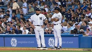 Download LAA@NYY: Pudge makes his Yankees debut Video