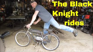 Download 1st ride on the engine powered bike, Video