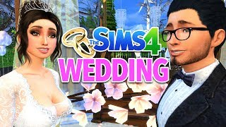 Download The Sims 4 - GETTING MARRIED!! Sims 4 Dream Wedding (Sims 4 Gameplay) Video