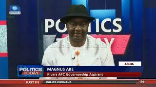 Download APC Rivers Crisis: Magnus, Cole Battle For Party Mandate Pt.1 |Politics Today| Video