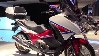 Download 2018 Honda Integra S 750 Special Lookaround Le Moto Around The World Video
