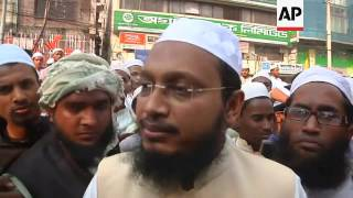 Download Dhaka protest against killing of Rohingya Video