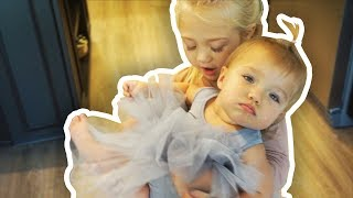 Download Everleigh Soutas and Ava Foley babysit Taytum and Oakley AGAIN?! | ForeverandForava Video