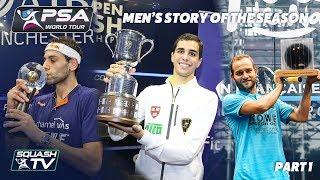Download Squash: Story of the Season - 2017/18 Men's Pt. 1 Video