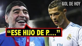 """Download Maradona se """"burla"""" de Cristiano   Último: ¿España fuera del mundial? Video"""