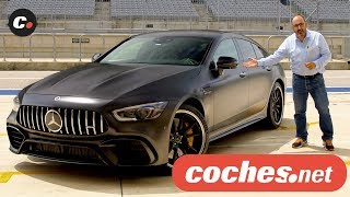 Download Mercedes-AMG GT 4 puertas | Primera prueba / Test / Review en español | coches Video
