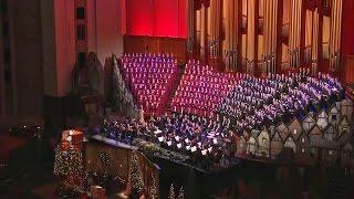 Download Away In A Manger - Mormon Tabernacle Choir - Flute & Oboe Music Solo - Choir Music - Choir Songs Video