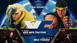 Download SFV: RZR Infiltration vs MCZ Tokido - Final Round 19 Grand Final - CPT 2016 Video