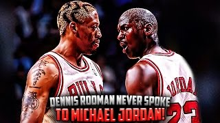 Download How Dennis Rodman NEVER Talked To Michael Jordan and Scottie Pippen! Video