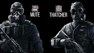Download Tom Clancy's Rainbow Six | Siege / Mute - Thatcher Sınıfı [HD] Video