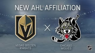 Download NHL News - Vegas Golden Knights New AHL Team Video