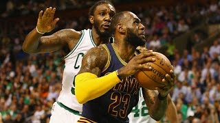 Download The Cavs Big 3 Pave the Way for a 2-0 Series Lead in Boston | May 19, 2017 Video