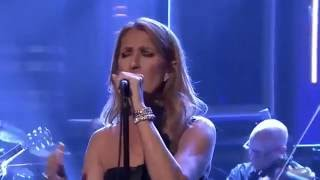Download Céline Dion - The Show Must Go On (Jimmy Fallon Show 2016) Video