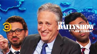 Download The Daily Show - To Shoot or Not to Shoot & Fear and Absent Danger Video