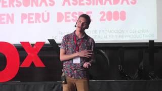 Download El closet es sólo para la ropa | Esteban Marchand | TEDxYouth@Miraflores Video