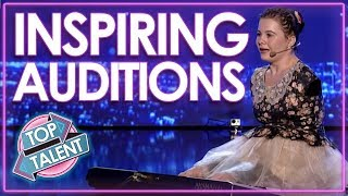 Download TOP INSPIRING Auditions From Around The World! | Got Talent & X Factor | Top Talent Video