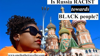 Download RACISM IN RUSSIA? Traveling While Black in Russia | African American Travel Video