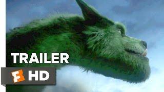 Download Pete's Dragon Official Trailer #1 (2016) - Bryce Dallas Howard Movie HD Video