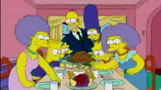 Download Simpsons Thanksgiving Video