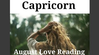 Download CAPRICORN - THE BREAKTROUGH AFTER A HEAVY PERIOD! - August Love Tarot Reading Video