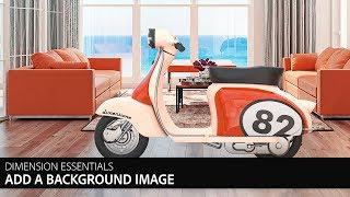 Download Add a Background in Adobe Dimension | Adobe Creative Cloud Video