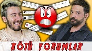 Download YOUTUBERLAR KÖTÜ YORUMLARI OKUYOR Video