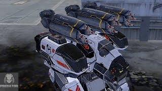 Download MRK II THERMITE FURY | HEAVY Brawling Weapon| War Robots Video