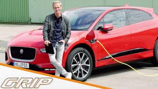 Download Der neue Jaguar I-Pace - Konkurrenz für Tesla? #452 | GRIP Video