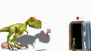 Download Dino Island - Game Scenes Video