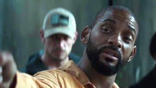 Download Suicide Squad movie scene - Deadshot shows his ability Video