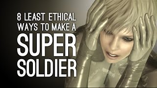 Download The 8 Most Unethical Ways to Make a Super Soldier Video
