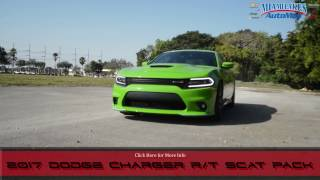 Download 2017 Dodge Charger R/T Scat Pack Video