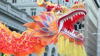 Download San Francisco Chinese New Year Parade 2012 Video