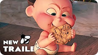 Download Incredibles 2 Olympics Trailer (2018) Video